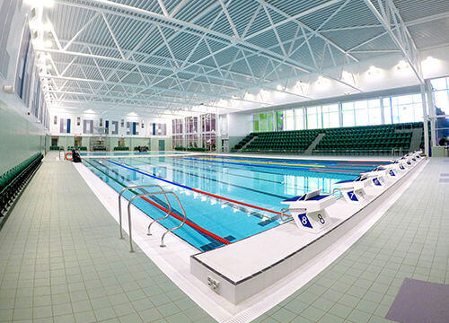 Image of Perdiswell Leisure Centre