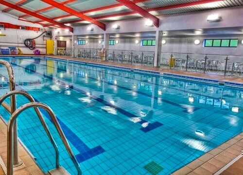 Image of Gwyn Evans Leisure & Activity Centre