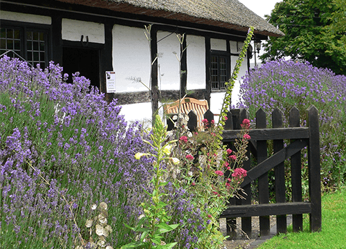 Image of Izaak Walton's Cottage