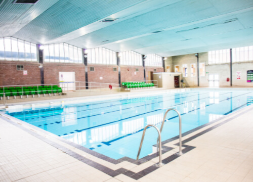 Image of Friary Grange Leisure Centre