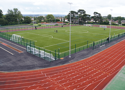 Image of Rowley Park Sports Stadium