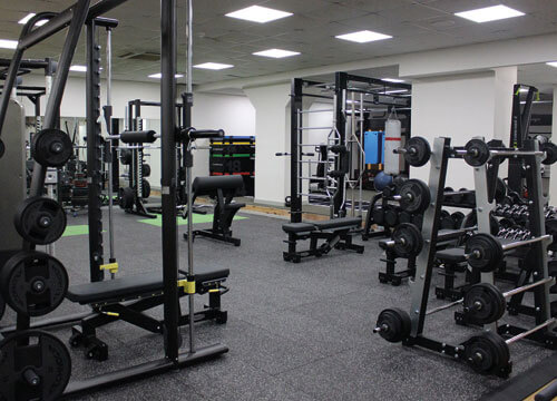 Image of de Stafford Sports Centre | new gym & studios now open!